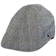 Flexfit Prince Plaid Cotton Duckbill Ivy Cap