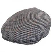 Barrel Plaid Wool Blend Ivy Cap