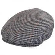 Barrel Plaid Wool Blend Ivy Cap