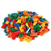 Bricky Blocks Mixed 225 Pack - Multi