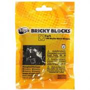 Bricky Blocks 1x1 Block 100 Pack