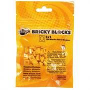 Bricky Blocks 1x1 Block 100 Pack