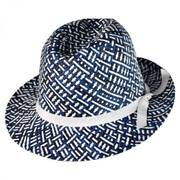 Anguilla Toyo Straw Fedora Hat