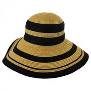 Kismet Rollable Toyo Straw Sun Hat