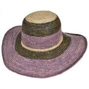 Kimba Raffia Straw Sun Hat