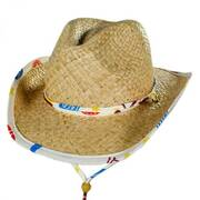Kids' Lil Bronco Straw Cowboy Hat