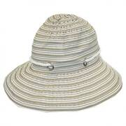 Nautical Rope Trim Bucket Hat