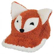 Fox Furry Adjustable Baseball Cap