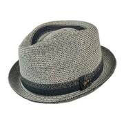 Archer Toyo Straw Braid Fedora Hat