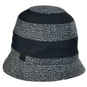 Dolores Wool Blend Cloche Hat