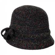 Ella Wool Blend Cloche Hat