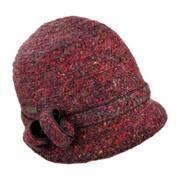 Ella Wool Blend Cloche Hat