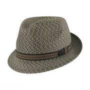 Mannes Poly Braid Fedora Hat