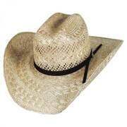 Kace 10x Straw Western Hat