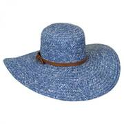 Ramona Braided Straw Swinger Hat