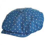 Sigmond Cotton Newsboy Cap