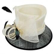 Bijou Straw Cloche Hat