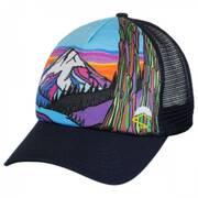 Mountain Northwest Trucker Snapback Baseball Cap