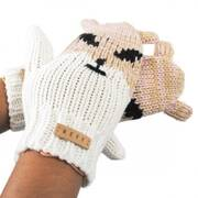 Jackie Knit Mittens
