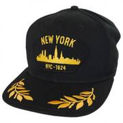 New York Snapback Baseball Cap
