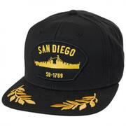 San Diego Snapback Baseball Cap