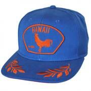 Island Bird Snapback Baseball Cap