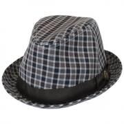 Union Park Cotton Trilby Fedora Hat