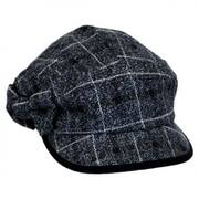 Mulhouse Plaid Cadet Cap