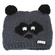 Panda Knit Beanie Hat