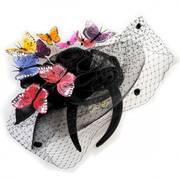 Butterfly Fascinator Headband