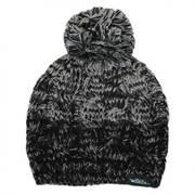 Knit Pom Beanie Hat