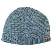 Permafrost Plush Knit Beanie Hat