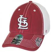 St. Louis Cardinals MLB Ripley Fitted Baseball Cap