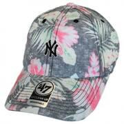 New York Yankees MLB Stigma Clean Up Strapback Baseball Cap Dad Hat