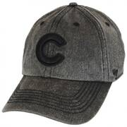 Chicago Cubs MLB Caliper Clean Up Strapback Baseball Cap Dad Hat