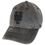 New York Mets MLB Caliper Clean Up Strapback Baseball Cap
