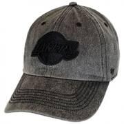 Los Angeles Lakers NBA Caliper Clean Up Strapback Baseball Cap Dad Hat