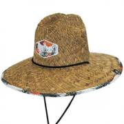 Piña Coolada Straw Lifeguard Hat