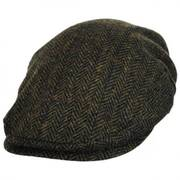 Gillies Herringbone Wool Ivy Cap