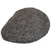 Flint Tweed Wool Ivy Cap