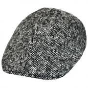 Clem Tweed Wool Duckbill Ivy Cap