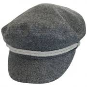 Ashland Wool Blend Fiddler Cap