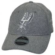 San Antonio Spurs NBA 'Cashmere' 9Twenty Strapback Baseball Cap Dad Hat