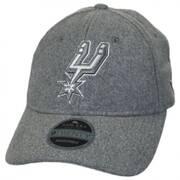 San Antonio Spurs NBA 'Cashmere' 9Twenty Strapback Baseball Cap