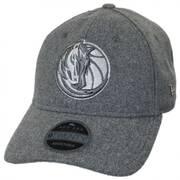 Dallas Mavericks NBA 'Cashmere' 9Twenty Strapback Baseball Cap Dad Hat