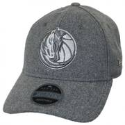 Dallas Mavericks NBA 'Cashmere' 9Twenty Strapback Baseball Cap
