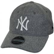 New York Yankees MLB 'Cashmere' 9Twenty Strapback Baseball Cap