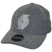 Portland Trail Blazers NBA 'Cashmere' 9Twenty Strapback Baseball Cap Dad Hat