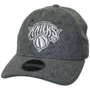 New York Knicks NBA 'Cashmere' 9Twenty Strapback Baseball Cap