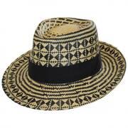 Hartley Toyo LiteStraw Fedora Hat